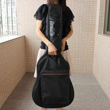 New Arrival Fashion Portable 38-41 Inch Acoustic Classical Guitar Bag Double Straps Padded Thicken Soft Case Guitars Backpack
