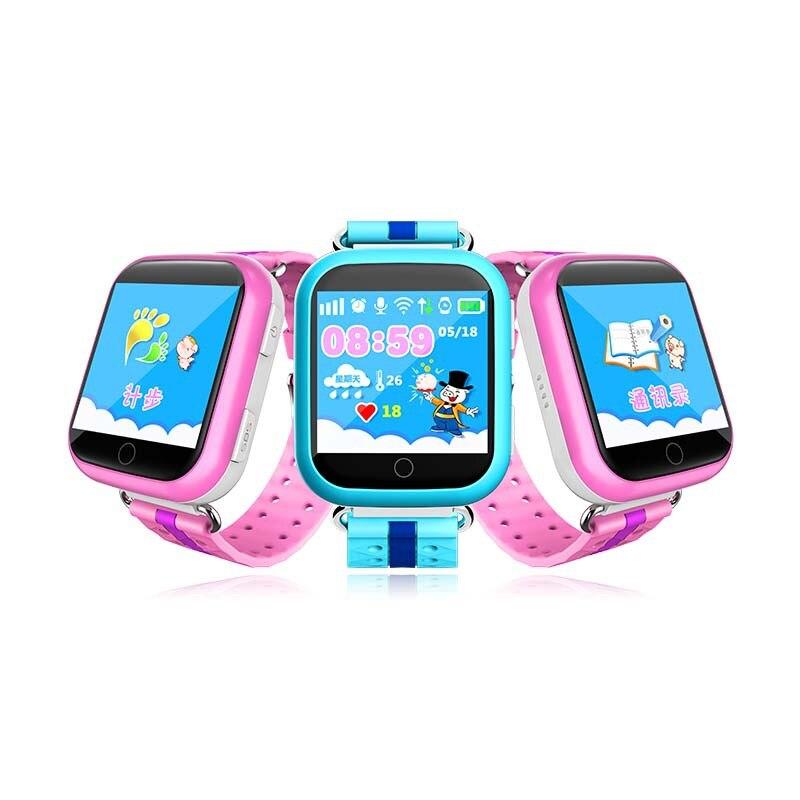 Smart Watch Phone for Children Electronic Toy Walkie Talkies Call GPS Wifi SOS iOS Touch Screen Russian Language Educational Boy (9)