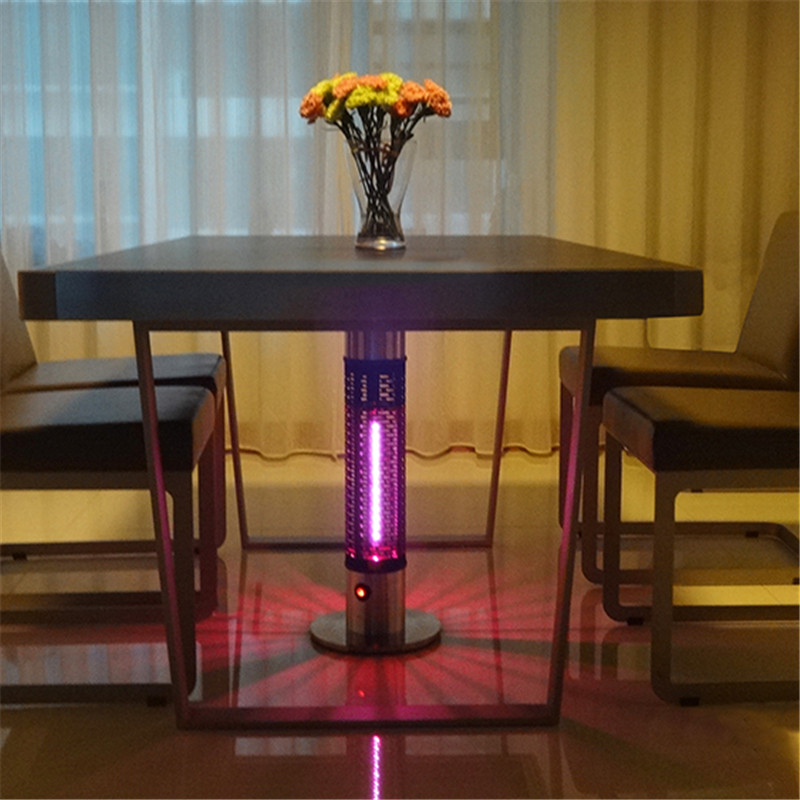 Low Glare Outdoor Patio Heater Free Standing Infrared Heater IP55 Portable Electric  Heater Waterproof Under The Table Warmer In Electric Heaters From Home ...