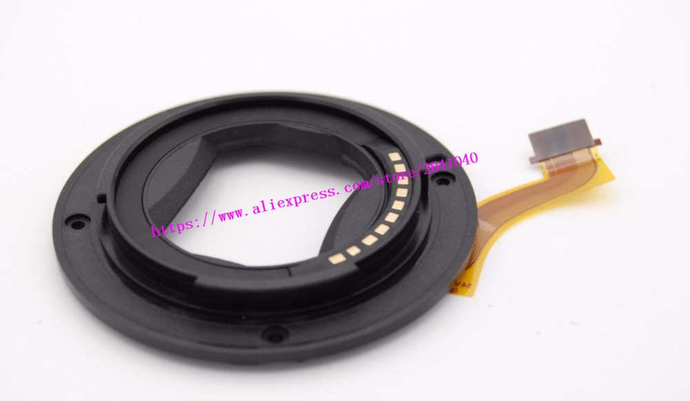 NEW Original Lens Bayonet Mount Ring Contact Point Cable For Fuji Fujifilm 16-50 XC 16-50mm F3.5-5.6 OIS Repair Replacement Part