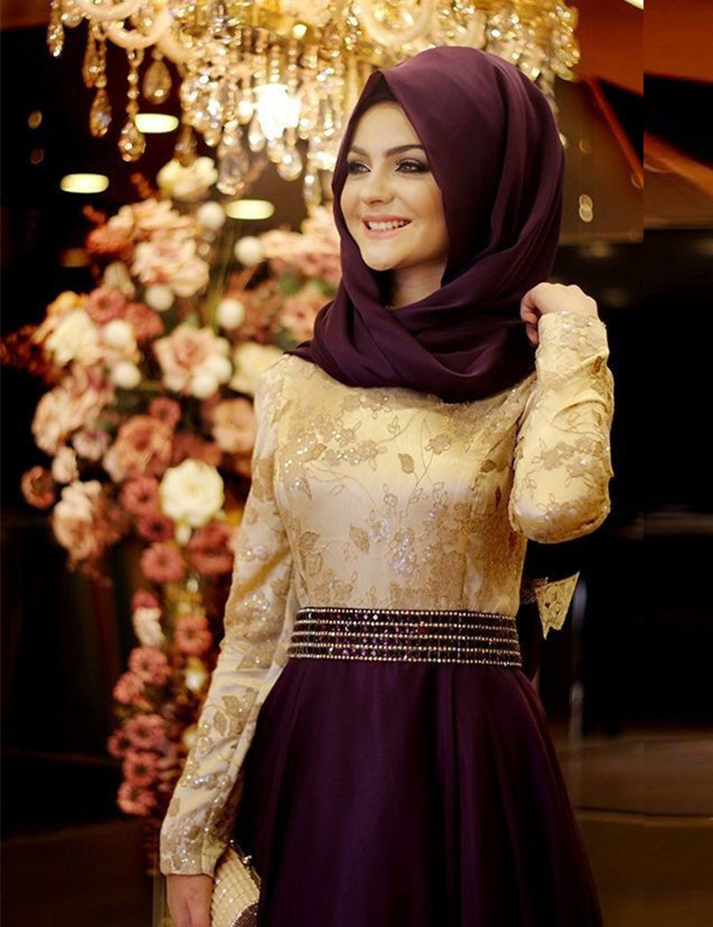Online Buy Wholesale engagement dress for muslim women from China ...