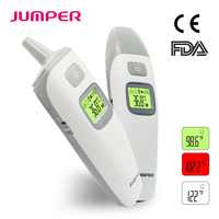 Thermometer Digital Infrared IR LCD Baby Forehead and Ear Non Contact Adult Body Care Fever Measurement Termometro Baby & Adult