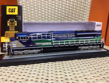 HO Scale 1/87 EMD SD70ACE-T4 Locomotive By Diecast masters 85534