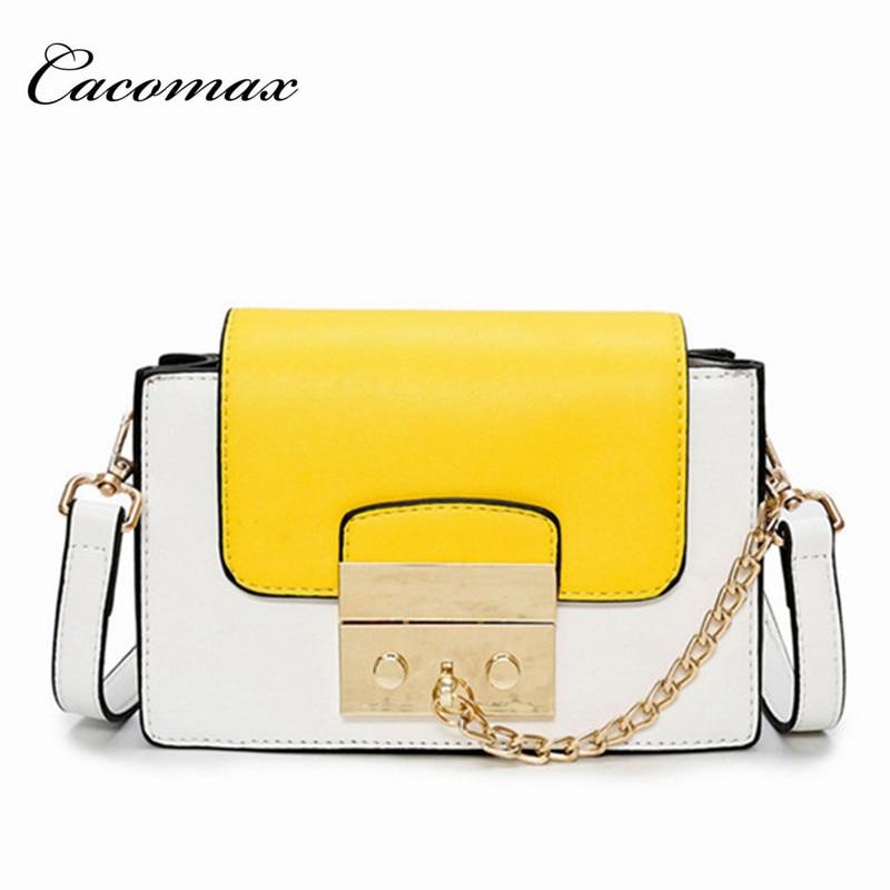 2017 New Style famous brand Retro Minimalist Crossbody Bag Small Women Shoulder Bag Women Messenger Bag diamond check pu leather