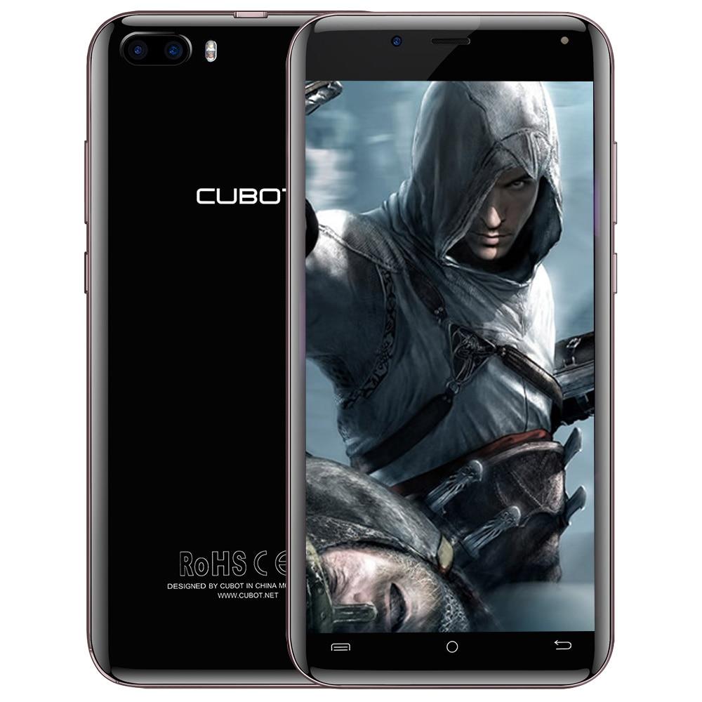 CUBOT Magia 4g Smartphone Android 7.0 5.0 pollice MTK6737 Quad Core 1.3 ghz 3 gb di RAM 16 gb di ROM 13.0MP Posteriore Dual Macchine Fotografiche Del Telefono Mobile