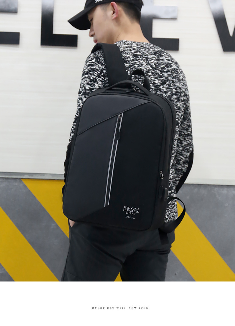 feminino repelente de água grande capacidade meninos moda viagem mochilas