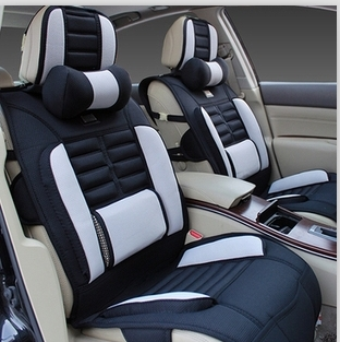 Breathable Car Seat Covers For 2008 2014 KIA RIO Comfortable Durable Accessories Cover 2013 In Automobiles From