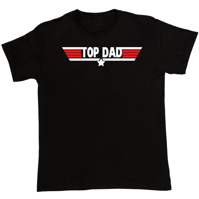 T Shirt Design Template Novelty Short Top Dad Fathers Day Birthday