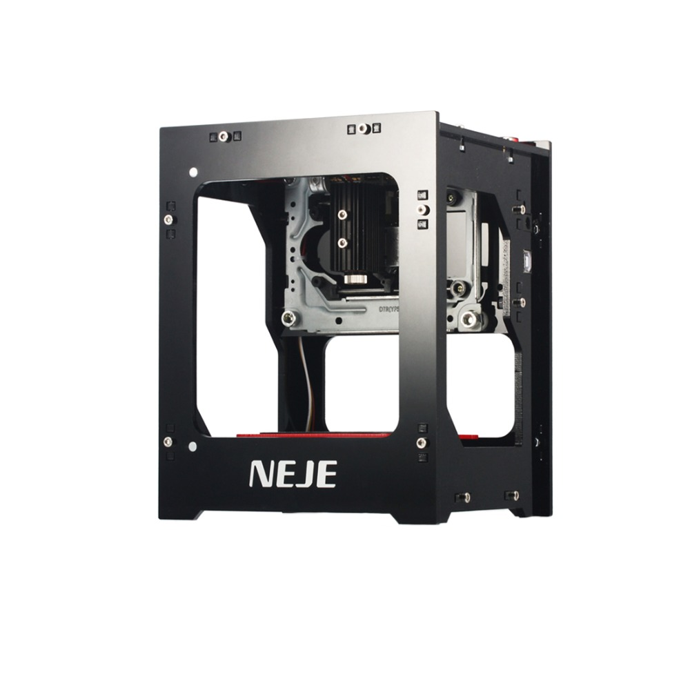 NEJE 1000mW mini cnc engraving machine cnc laser cutter CNC Wood Router Laser Cutter 3D Printer Engraver Cutting Machine parts