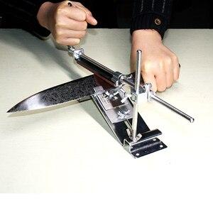 Image 5 - 10000grit ruixin pro knife sharpener diamond edge knife grindstone knife stones sharpening Fixed angle knife sharpener