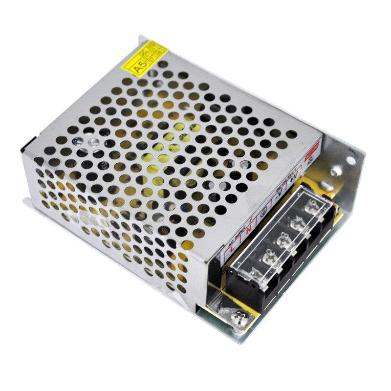 Ac à Dc 12 V 5A 60 W Led Transformateur Commutateur Mode D'alimentation pour Led bande avec CE ROHS
