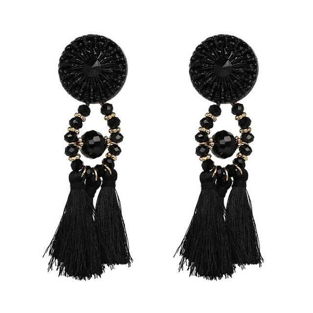 Indian Tassel Earrings