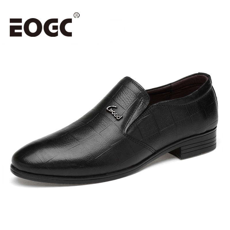 Size 35 47 Natural Cow Leather Oxford shoes for men Business Wedding Dress Shoes Genuine leather
