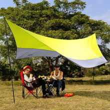 SeekGist Outdoor Shading Awning Canopy C&ing Tent Sun Protection Against & Buy rays outdoors tents and get free shipping on AliExpress.com