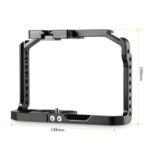 Image 2 - SmallRig G7 Cage for Panasonic Lumix DMC G7 Camera Cage with HDMI Cable Clamp+Cold Shoe+Mount Nato Rail    1779