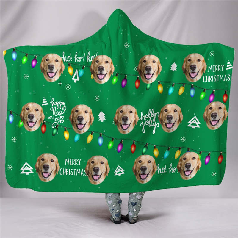 custom-pup-face-blanket-christmas-green
