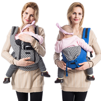 Breathable Baby Sling Wrap Ergonomic Infant Hips Hipseat Children Carrying Newborns Sling Baby Carriers Portabebe Baby Belt