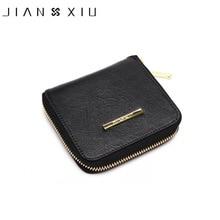 JIANXIU Wallet Women Card Holder Leather Wallets Bolsa Feminina Purse Carteira Feminina Carteras Mujer Billetera Portefeuille
