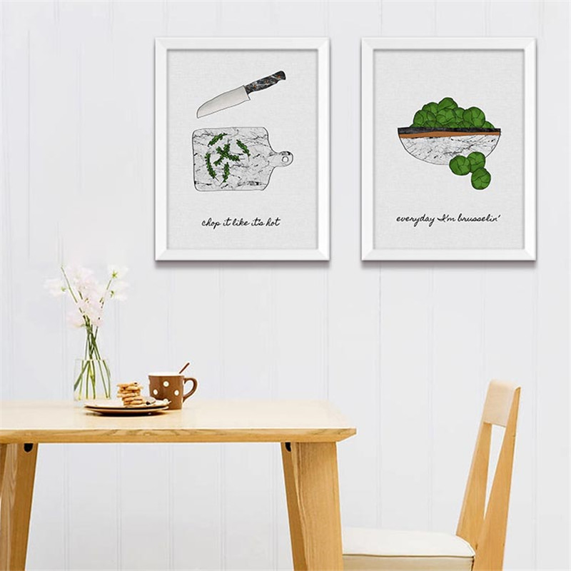 Awesome Poster Per Cucina Contemporary - Ameripest.us - ameripest.us