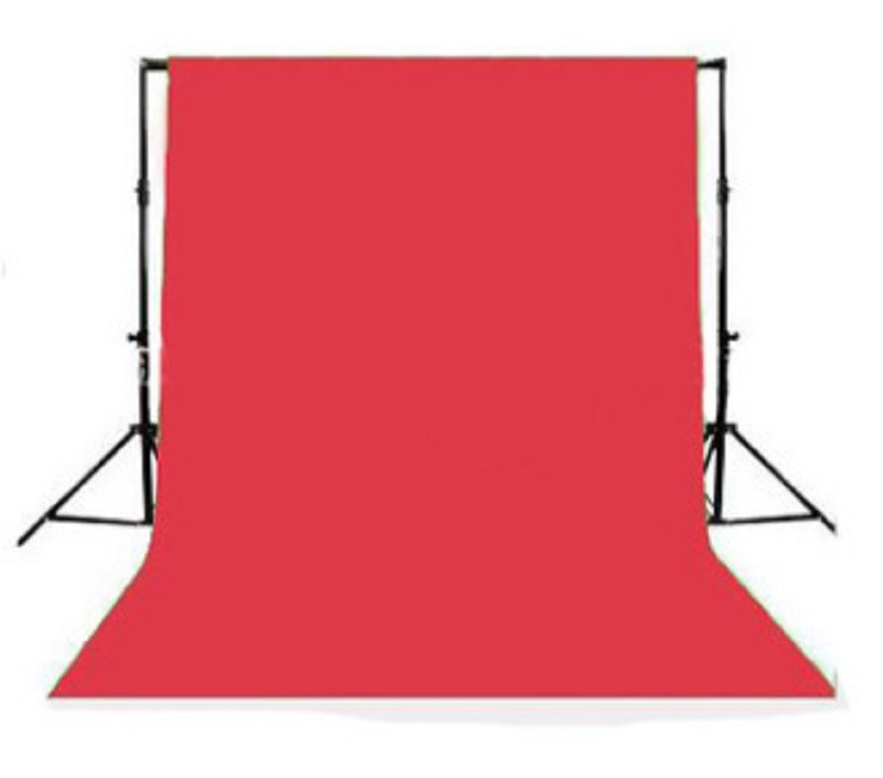 2 m x 3 m Photographique Toile de Fond Fond Tissu de Coton Sans Soudure gris bule vert blanc noir brun rouge Photographie Studio - 3