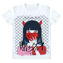 Kakegurui – Compulsive Gambler T-Shirt – 18