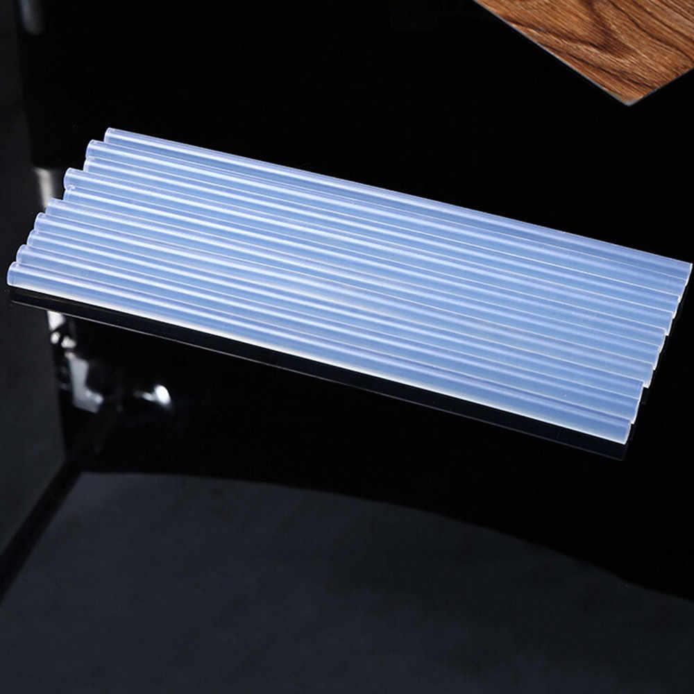 1X Panas Mencair Lem Tongkat 7*200 Mm untuk Kerajinan Pemanas Listrik Lem Stick DIY Album Dekorasi Persediaan