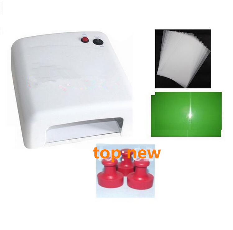 Rubber Stamp Making Machine DIY Photopolymer Plate Exposure Unit Maker Craft Kit Fast Shipping In Tool Parts From Tools On Aliexpress