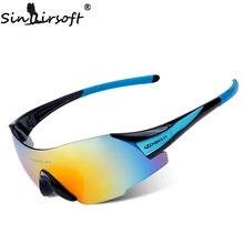 Sinairsoft sp0889 uv400 велосипедные очки уличные спортивные