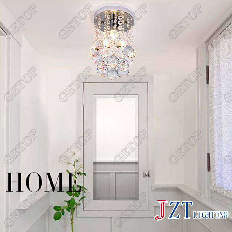 J best price crystal pendant light mordern dining room bedroom droplight creative LED stair art lamps crystal living room light a1 master bedroom living room lamp crystal pendant lights dining room lamp european style dual use fashion pendant lamps