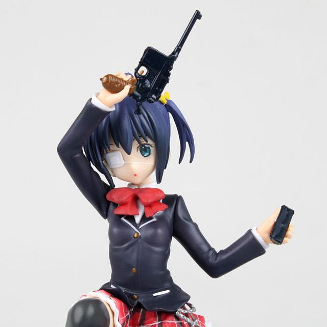 16cm Sexy Chu-2/Chuunibyou Demo Koi Ga Shitai Action Figures PVC brinquedos Collection Figures toys for christmas gift
