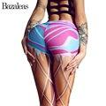 Bazaleas Mulheres Sexy Leggings Moda Ice Cream Imprimir Leggins de Fitness Legging Calças Justas Calças Casuais
