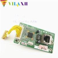 Vilaxh 1pcs Ethernet Internal Print server Network Card Used  For Canon iR2016 iR2020 2020 2020J 2020S 2016J 2016I 2116|Printer Parts|Computer & Office -
