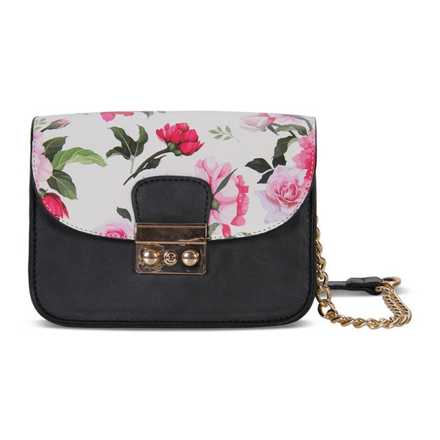 VEEVANV New Removable Cover Handbags Luxury Flowers Women Messenger Bags  Ladies Mini Purses Small Crossbody Shoulder Bag Leather 4e4fa0ead7