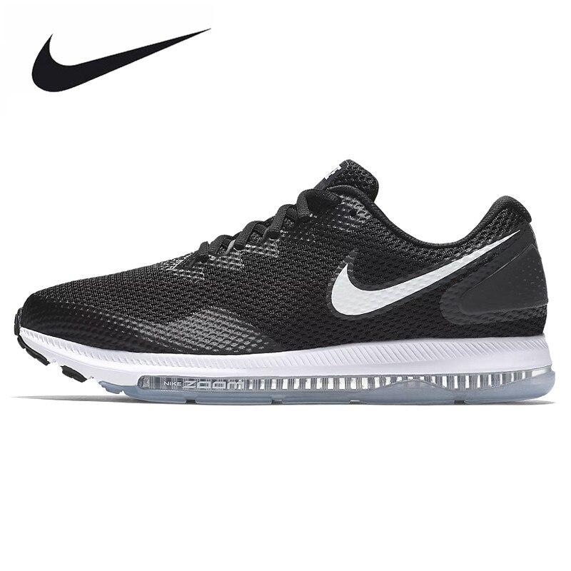 NIKE ZOOM ALL OUT LOW Для мужчин кроссовки, открытый кроссовки обувь, темно-серый, нескользящие, износостойкие дышащий AJ0035 003