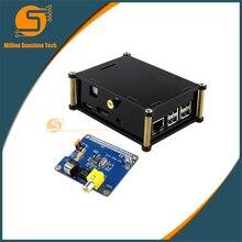 Cheapest prices Protective Acrylic Case and Raspberry pi HIFI DiGi+ Digital Sound Card I2S SPDIF Optical Fiber Kits