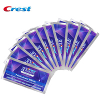10 Pouches 20stripes Crest 3D White LUXE Professional Effect Oral Hygiene Tooth Teeth Whitening Whitestrips Dental