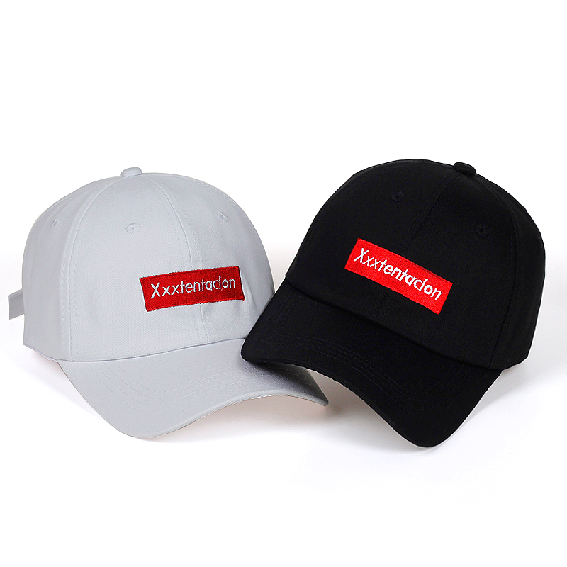 1713d6b9f50 2018 new Cotton Singer xxxtentacion dad hat baseball Cap For Men Women Hip  Hop golf Hat. US  4.96