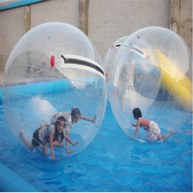 Free Shipping Water Walking Ball Toy Ball Inflatable Human Hamster Ball German TIZIP Zipper 1.5M Wate Zorb Ball Water Balloon