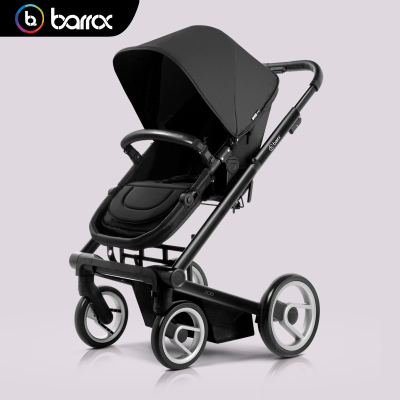 Stroller can sit can lie folding portable suspension import baby children high landscape carts