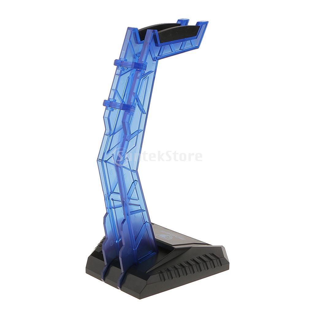 bilder für Gaming Kopfhörer Headset Kopfhörer Display Rack Stand Aufhänger Halter Halterung
