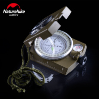 Brand Multifunctional Luminous Compass Digital Geological American Compass Outdoor Camping Military Marine noctilucent compass