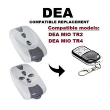 купить DEA MIO TR2, TR4 Rolling Code Compatible Remote Control 433.92MHz free shipping по цене 633.56 рублей