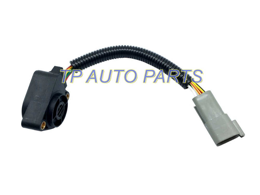 Automobiles & Motorcycles Modest 5 Pins Throttle Pedal Position Sensor Tps For Vol-vo Truck Oem 21116880 Delicious In Taste
