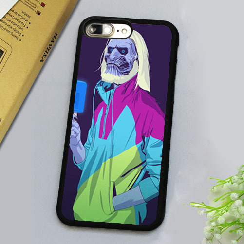 White Walker Game of Thrones Case for iPhone