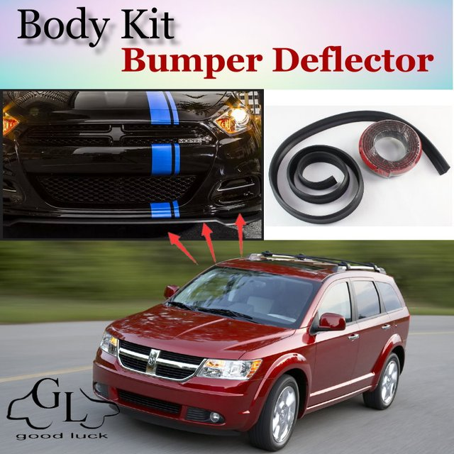 Bumper Lip Deflector Lips For Dodge Journey / JC / JCUV Front ... on nissan rogue tuning, dodge avenger tuning, mazda 6 tuning, chrysler tuning, saab 9-3 tuning, toyota 4runner tuning, dodge viper tuning, opel zafira tuning, renault 5 tuning, nissan frontier tuning, kia mohave tuning, ford crown victoria tuning, mitsubishi pajero tuning, dodge ram tuning, mazda 2 tuning, dodge charger tuning, ford fusion tuning, dodge durango tuning, dodge challenger tuning, kia soul tuning,