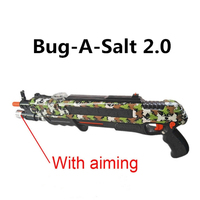 12type Hot Summer Gift Bug A Salt Fly Gun Salt Pepper Bullets Blaster pistola airsoft Gun kill Mosquito flyToy outdoor Salt Gun