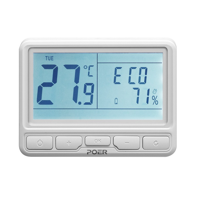 photo thermostat-right side