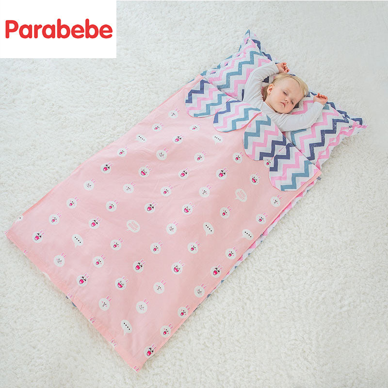 все цены на 3PC Baby beding set pure cotton Cloth cover including Bed sheet Quilt cover Pillowcase Cute Kids Bed Suite
