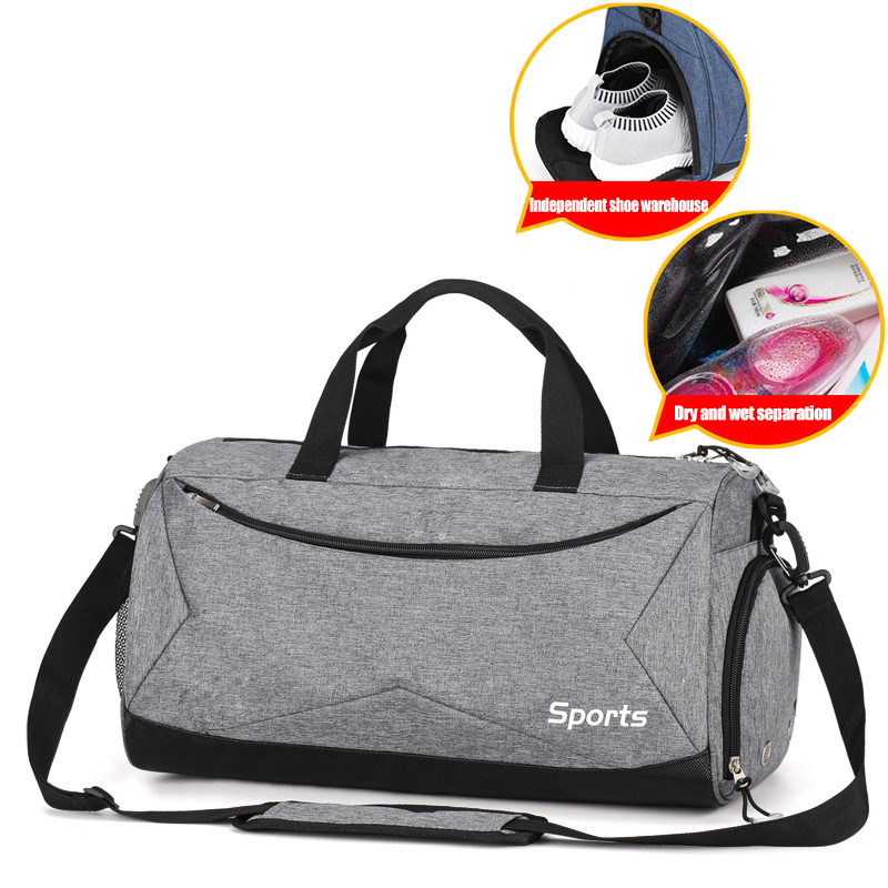 Dropwow Dry wet Swimming Gym Bags Sac De Sport Handbags Gymtas Yoga ... 132c6d2ea7