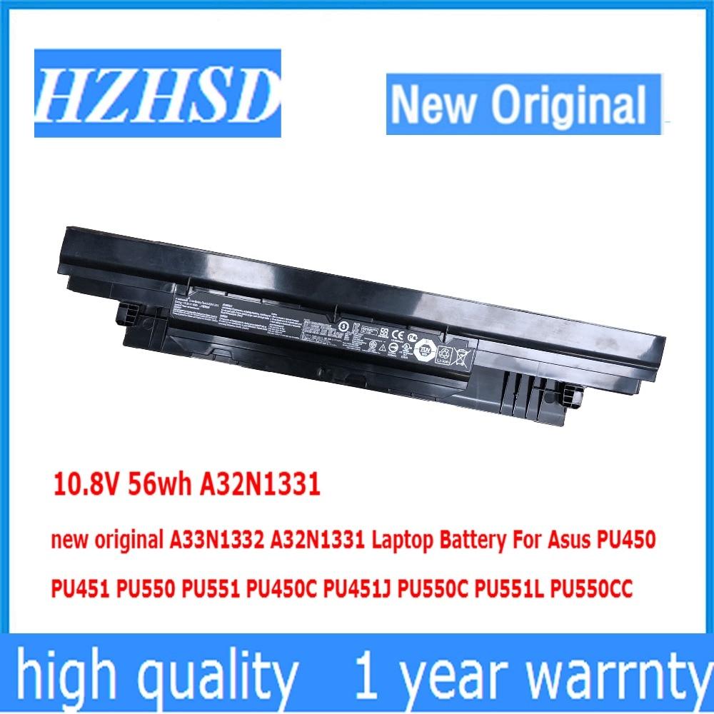 10.8 V 56wh A32N1331 nouveau original A33N1332 batterie dordinateur portable pour asus PU450 PU451 PU550 PU551 PU450C PU451J PU550C PU551L PU550CC10.8 V 56wh A32N1331 nouveau original A33N1332 batterie dordinateur portable pour asus PU450 PU451 PU550 PU551 PU450C PU451J PU550C PU551L PU550CC